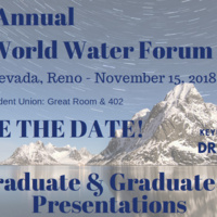 The 15th Annual Student World Water Forum