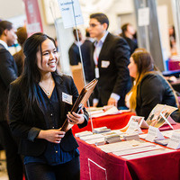 Hiring Event at the USC Galen Center
