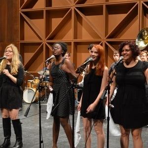 Small Ensemble: Afro-Caribbean Ensemble