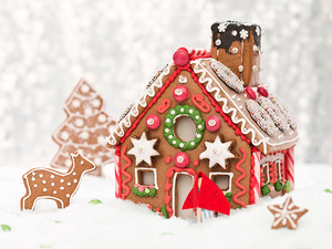 Gingerbread Competition