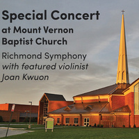 Richmond Symphony: Special Concert at Mt. Vernon
