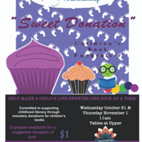 Sweet Donations Cupcake Fundraiser for Nurse Family Partnership | Center for Gender Equity