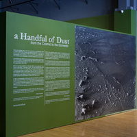 a Handful of Dust from the Cosmic to the Domestic