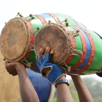 Ghanaian Drumming and Dance Demonstration