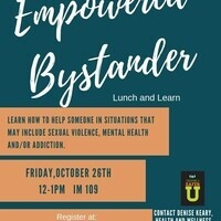 Empowered Bystander Training