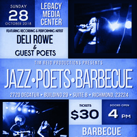 Jazz, Poets and Barbecue