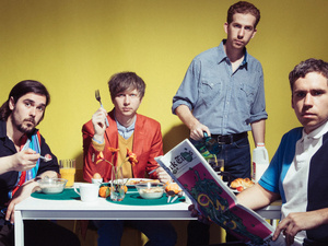 BSO Pulse Presents Parquet Courts