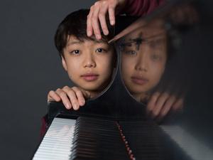 Music at Evergreen: Nathan Lee, Piano
