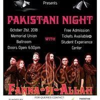 Pakistani Night