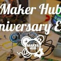 Maker Hub Anniversary Expo