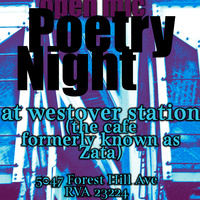Poetry Night at (the cafe formerly known as) Zata!