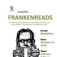 Frankenreads: Live Readathon & Make Your Own Monster