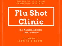 The Woodlands Center Flu Sot Clinic