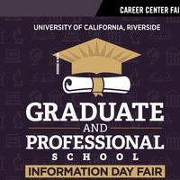 Graduate and Professional School Information Day Fair 2019