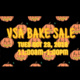 VSA Bake Sale