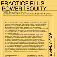 Power and Equity: Zhanina BoyadzhievaandJuliet Chun, Dr. Sally Haslanger, Hana Kassem,  Annelise Pitts