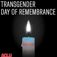 Transgender Day of Remembrance/Resilience Lecture