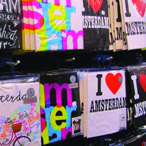 """""""The Amsterdam T-Shirt Project"""" Presentation and Film Screening"""