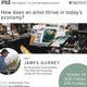 "James Gurney: ""The New Art Economy: Living Off Your Dreams"""