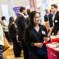 International Career Fair - AT CAPACITY