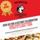 Chili Beanpot Victory Celebration