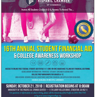 16th Annual Student Financial Aid & College Awareness Workshop