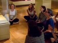 Art Museum Meditation Tour