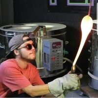 GAME DAY Gallery Talk and Glass Blowing Demonstrations