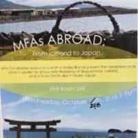 MFA's Abroad