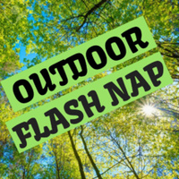 Outdoor Flash nap