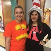 Dr. Seuss Dress Up Party