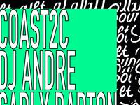 Coast2C, DJ Andre, Carly Barton: Party Time