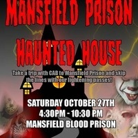 Mansfield Prison Haunted House