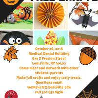 SPA Fall Fun Arts and Crafts