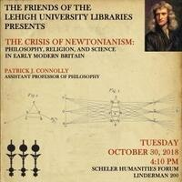 Patrick Connolly on Newton | Friends of the Libraries