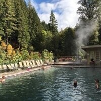 Stress Less: Belknap Hot Springs