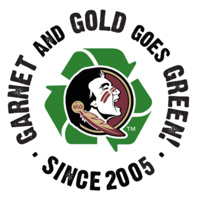 Garnet and Gold Goes Green: Wake Forest