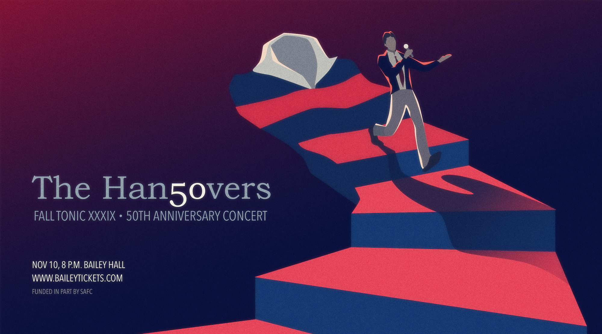 The Hangovers 50th Anniversary Concert - Cornell