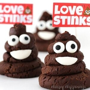 Love Stinks Chocolate Party