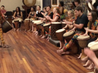 Pan-African Drum and Dance Ensemble Open House: CU Music