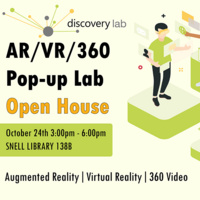 Discovery Lab AR/VR/360 Open House
