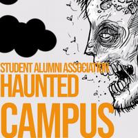 UTEP Student Alumni Association Haunted Campus