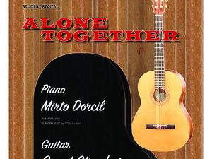 Mirto Dorcil, piano/Grant Stryckning, guitar - Music Recital