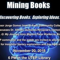 Mining Books: Becoming Dr. Q