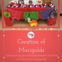 Dia de Los Muertos: Creation of the Marigolds