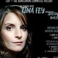 Homecoming Headliner: Tina Fey