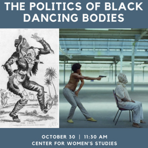 The Politics of Black Dancing Bodies