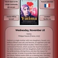 MLL International Film Series - French | Modern Languages and Literatures