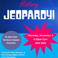 History Jeopardy!