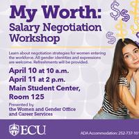 My Worth: Salary Negotiation Workshop